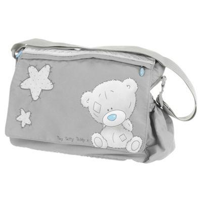 Obaby Changing Bag Tiny Tatty Teddy Grey