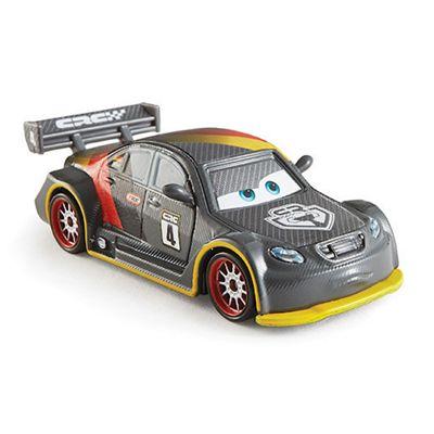Disney Pixar Cars Carbon Fibre Diecast Vehicle - Max Schnell