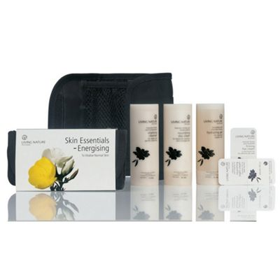 Living Nature Skin Essentials Energising for normal and combination skin