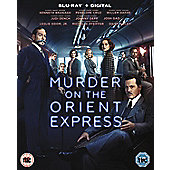 Murder On The Orient Express (2017) BD+DD