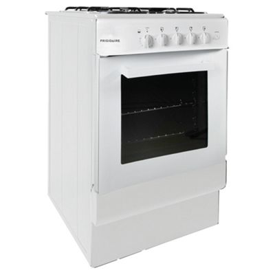 Frigidaire FG50S11W Single Cavity Gas Cooker