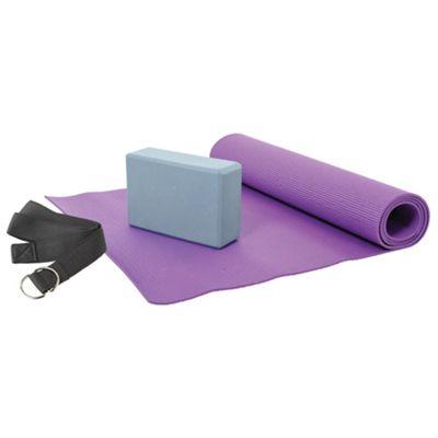 York Fitness Y Yoga Set