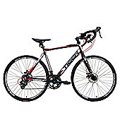 Tiger Quantum 4.0 Road Bike 56cm Frame 700c Black/Red