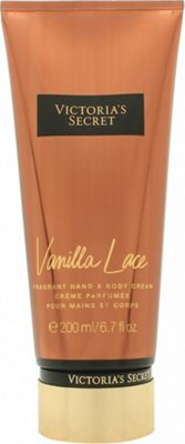 Victorias Secret Vanilla Lace Hand and Body Lotion 200ml - New Packaging