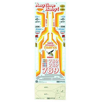 Tamiya 58045/58336 Hornet, 9495452/19495452 Decals/Stickers
