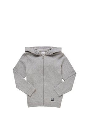 F&F Zip-Through Hoodie Grey 5-6 years