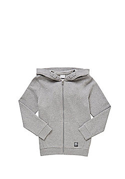 F&F Zip-Through Hoodie - Grey