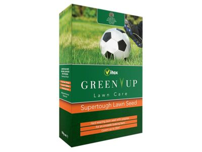 Vitax Green Up Supertough Lawn Seed 45 sq.m