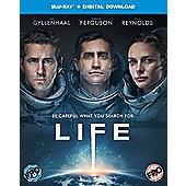 Life Blu-ray