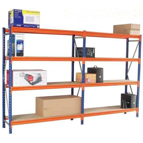 Glenlake 1500Mm Double Shelving Unit