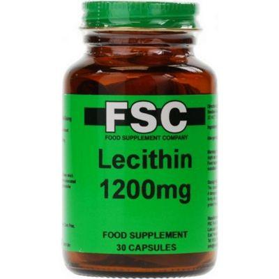 Fsc Lecithin 1200Mg 30 Capsules