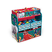 Disney Finding Dory Multi-Bin Toy Storage