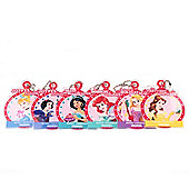 Disney Princess Personalised Christmas Tree Decorations (Set of 6)