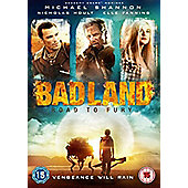 Bad Land - Road to Fury DVD