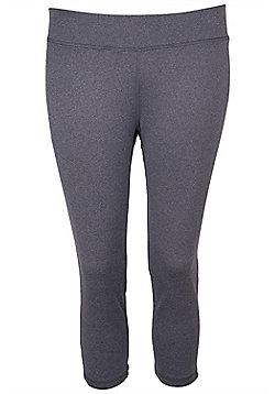 Karma Womens Leggings - Dark grey