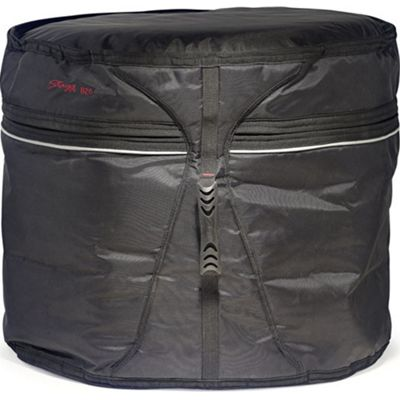 26 Inch Professional Padded Bass Drum Gig Bag - Black