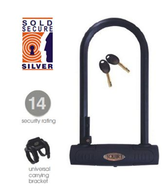 Squire Reef 230mm Shackle Lock