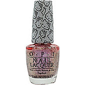OPI Hello Kitty Nail Lacquer 15ml - Charmmy & Sugar