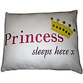 Princess Bedroom Sleeps Cushion