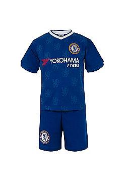 Chelsea FC Boys Kit Pyajmas - Blue