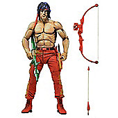 Rambo Classic Video Game Appearance Action Figure 18cm - Action Figures
