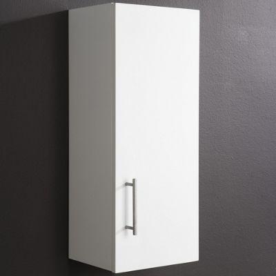 Elements Glacier High Gloss Bathroom Wall Cabinet