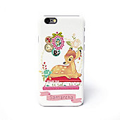 Disney Bambi Personalised White iPhone 6 Cover