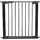 BabyDan Premier True Pressure Fit Gate Black