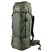 Yellowstone Edinburgh Rucksack, Olive 55L