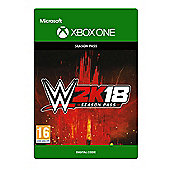 WWE 2K18: Season Pass (Digital Download Code)