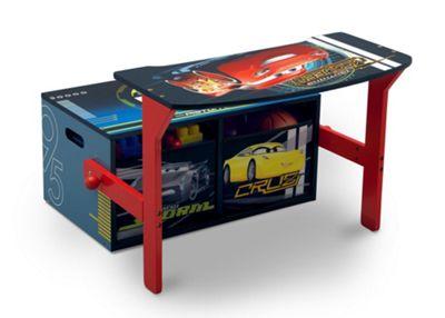 Delta Children Cars Convertable Desk/Bench