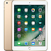 Refurbished Apple iPad 5th Generation 9.7 32GB Gold WIFI 2017 Model Grade A- Retail Boxed 12 Months Warranty