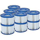 Filter Cartridge VI for Lay-Z-Spa Miami, Vegas, Monaco 6x Twin Pack