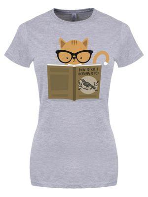 A Cunning Plan Women's T-shirt, Grey