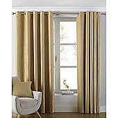 Riva Home Atlantic Eyelet Curtains - Ochre