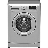 Beko Washing Machine, WMB71233S, 7KG Load, with 1200rpm - Silver