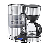 Russell Hobbs 20770 Purity Coffee Maker Metallic 1.3L 950W