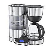 Russell Hobbs 20770 Purity Coffee Maker Metallic 1.3L 950W