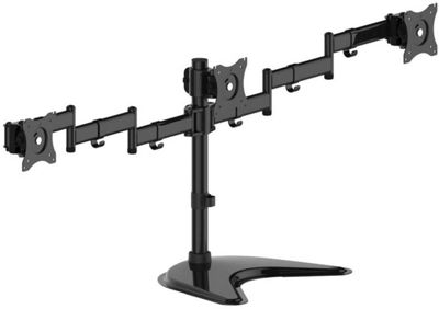 Multibrackets Triple Deskstand for up to 27 inch Monitors