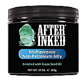 After Inked Non-Petroleum Jelly for Tattoos, Piercings, Multipurpose Use - Vegan