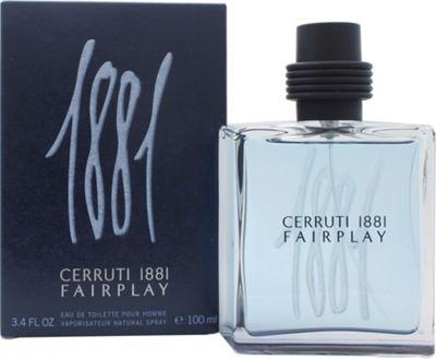 Cerruti 1881 Fairplay Eau de Toilette (EDT) 100ml Spray For Men