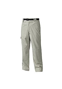 Trespass Mens Clifton Trousers - Grey