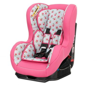 OBaby Group 0-1 Combination Car Seat (Cottage Rose)