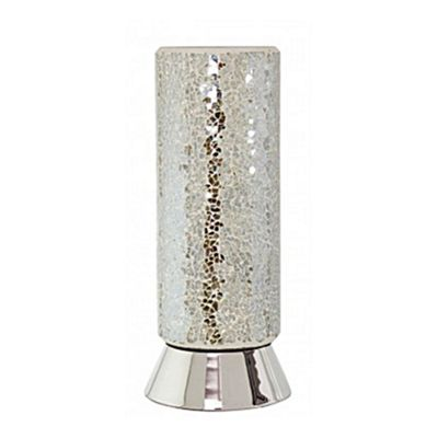 Mercury Mosaic Cylinder Light