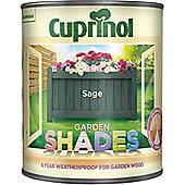 Cuprinol Garden Shades - Sage - 1 Litre