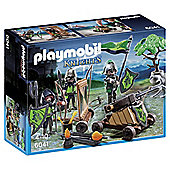 Playmobil 6041 Wolf Knights with Catapult