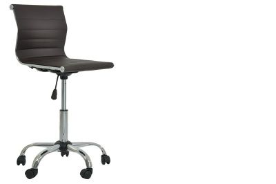 Venice Small Home Office Chair Brown