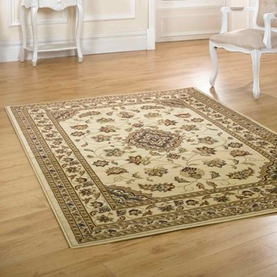 Sherborne Traditional Rugs in Beige200x290cm
