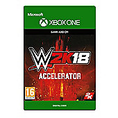 WWE 2K18: Accelerator (Digital Download Code)