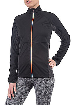 Zakti Breezy Light Softshell Jacket - Black